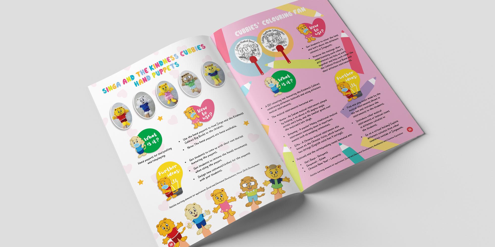 Kindness Booklet 2021 Mockup_B