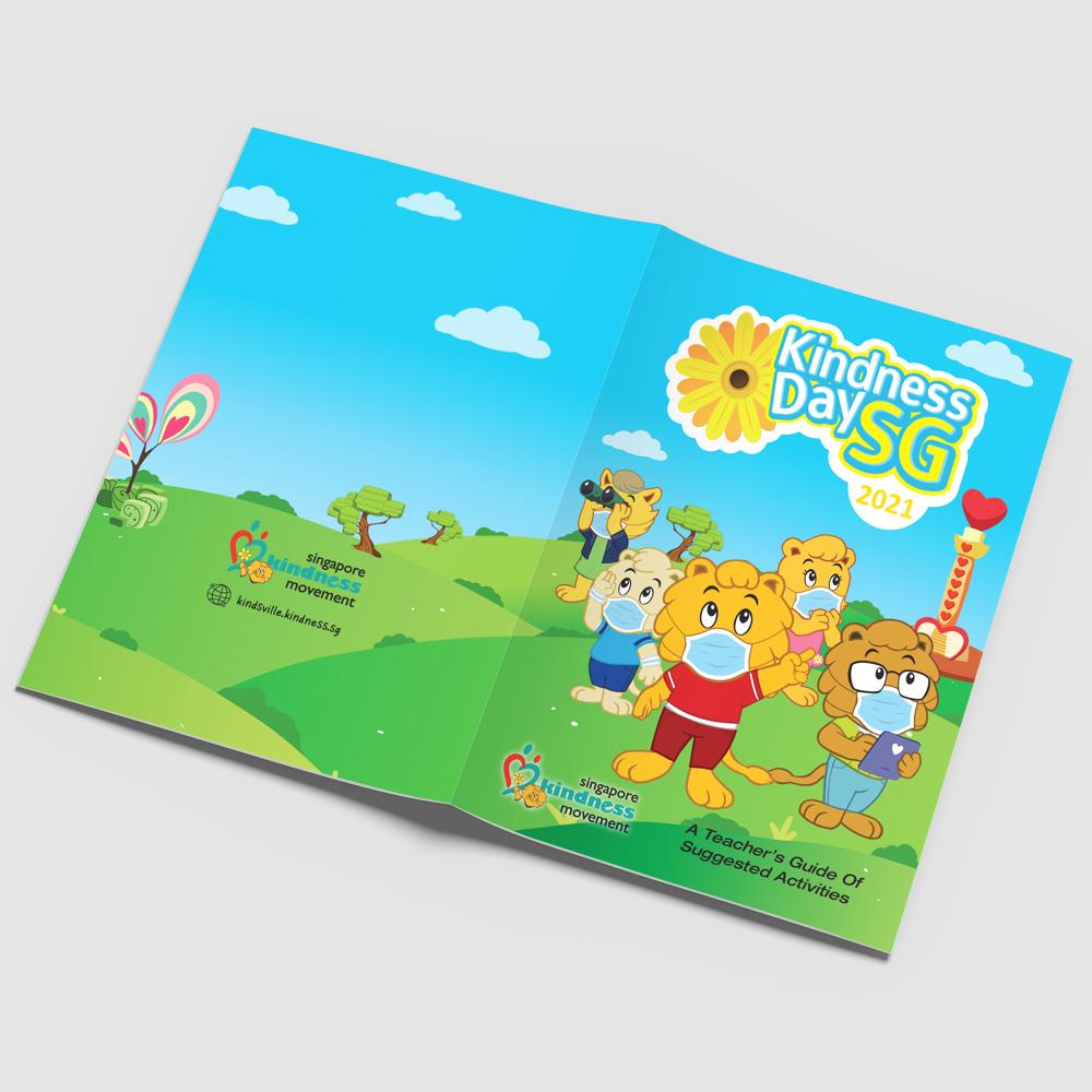 Kindness Booklet 2021 Mockup_CoverFA