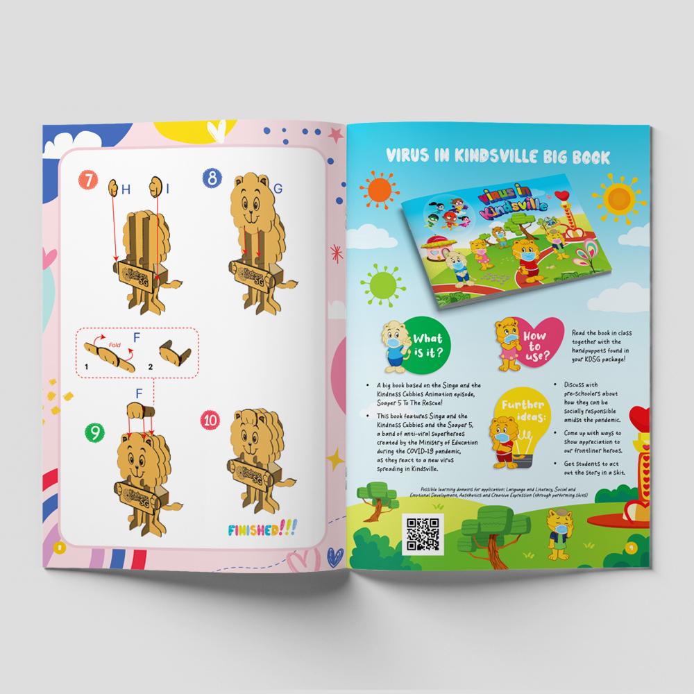 Kindness Booklet 2021 Mockup_D