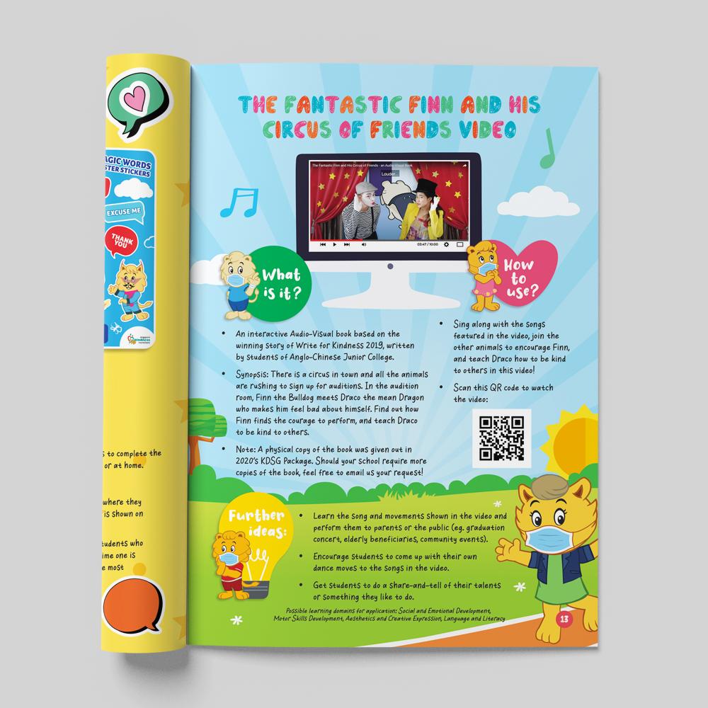 Kindness Booklet 2021 Mockup_F