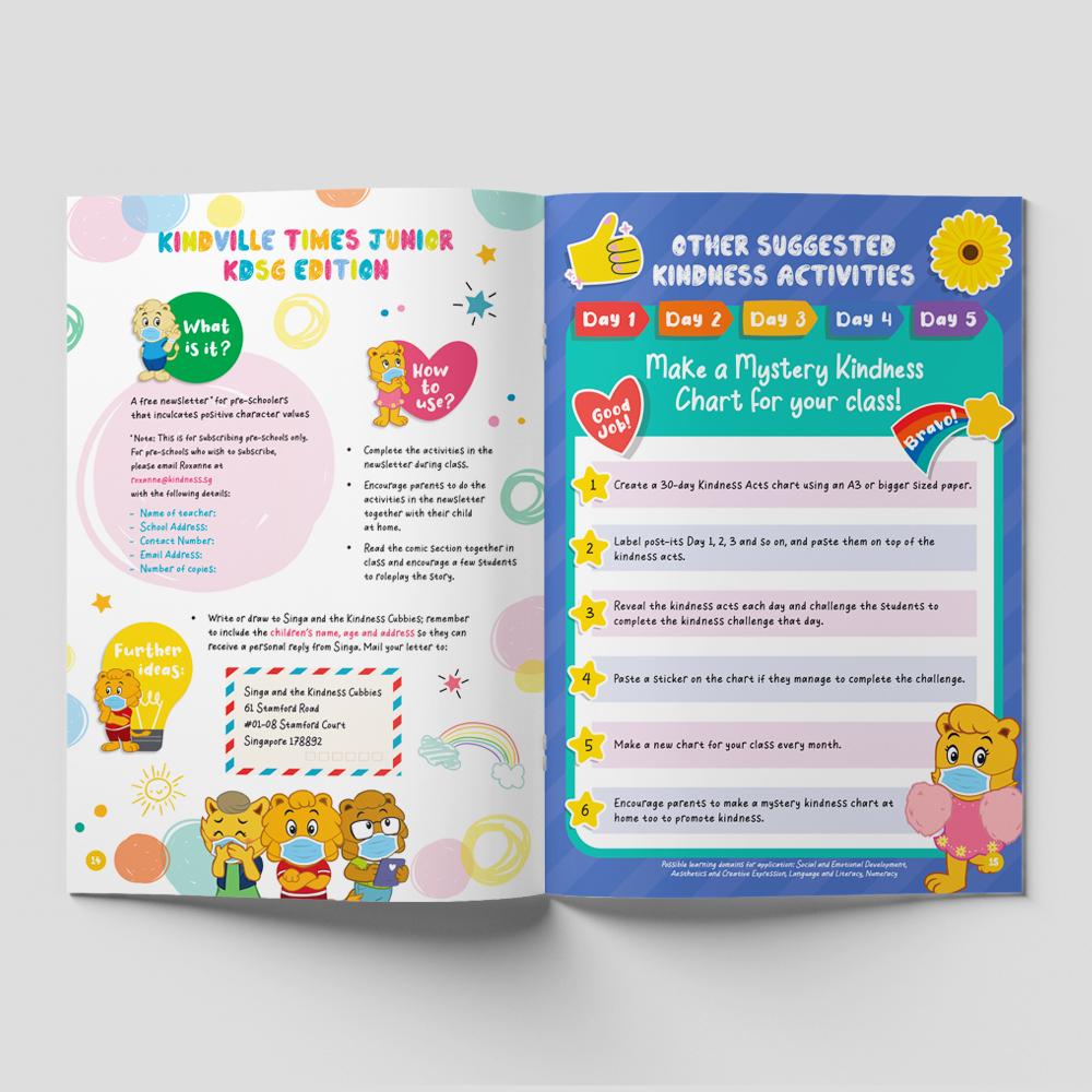 Kindness Booklet 2021 Mockup_G