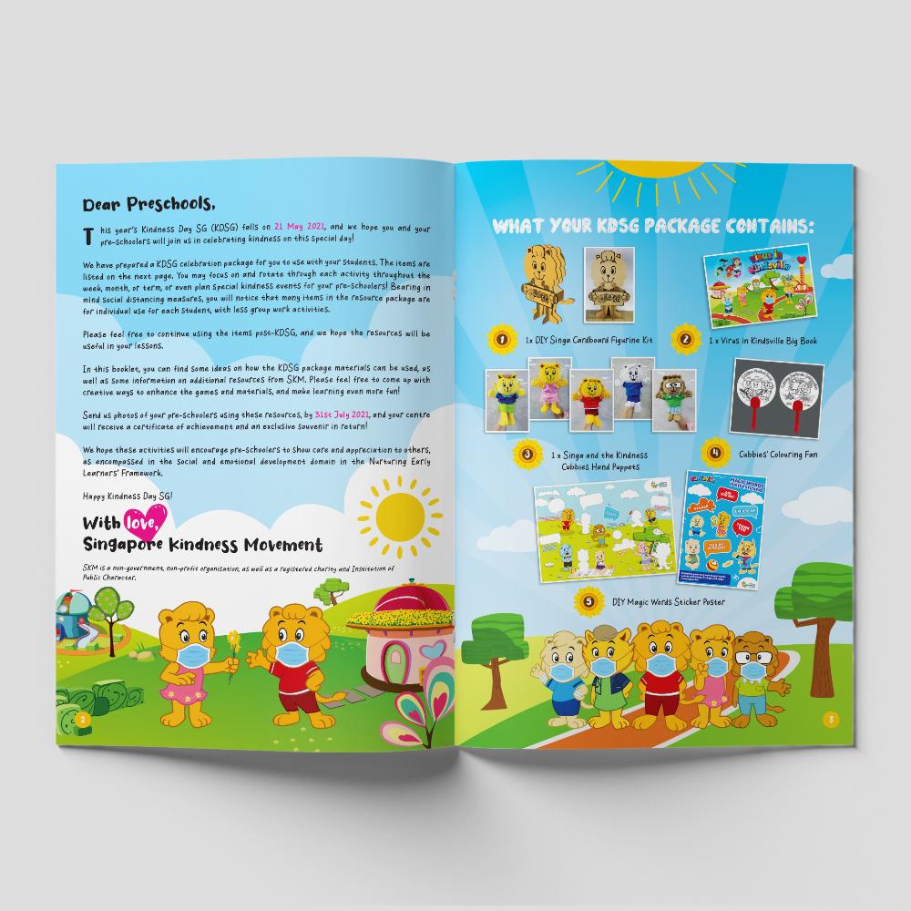 Kindness Booklet 2021 Mockup_K